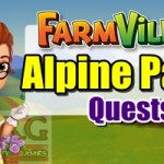 Farmville 2 Alpine Party Quest