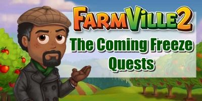 Farmville 2 Coming Freeze