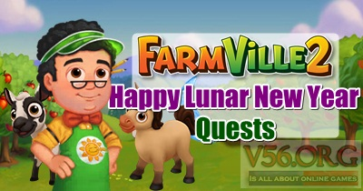 Farmville 2 Happy Lunar New Year
