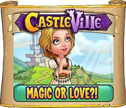 Castleville Magic or Love Quests