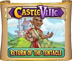 Castleville Return of the Tentacle