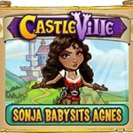 Castleville Sonja Babysits Agnes Quests Guide
