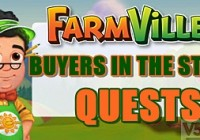 Farmville 2 Buyers in the Storm Quests
