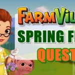 Farmville 2 Spring Fling Quests Guide