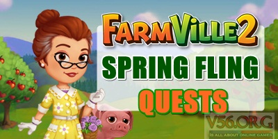 Farmville 2 Spring Fling