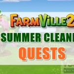 Farmville 2: Summer Cleaning Quest Guide