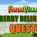 Farmville 2: Berry Delightful Quest Guide