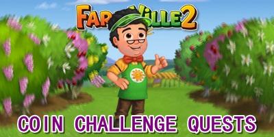 Farmville 2 Coin Challenge