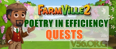 Farmville 2 Poetry in Efficiency