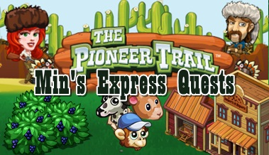 Min's Express Quests