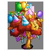 5th Birthday Party Tree