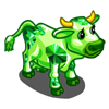 Emerald Flake Cow