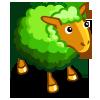 Evergreen Sheep