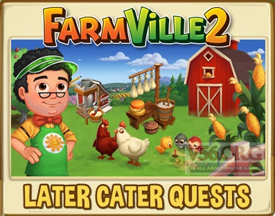 Farmville 2 Later Cater