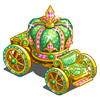 Jeweled Carriage