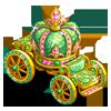 Jeweled Carriage