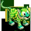 Mosaiced Tiger