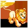 Sparkle Lion