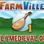 Farmville: Merrily Medieval Part 1 Quests Guide