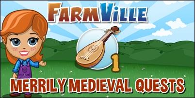 Farmville Merrily Medieval