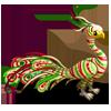 Medieval Peacock