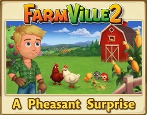 A Pheasant Surprise