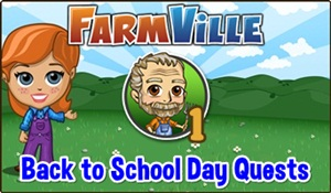 Back to School Quests