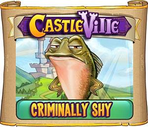 Criminally Shy