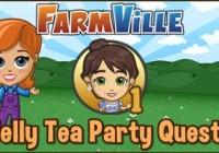 Jelly Tea Party