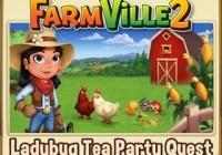 Ladybug Tea party quests