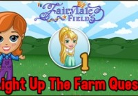 Light Up The Farm Quest