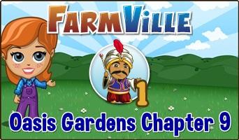 Oasis Garden Chapter 9