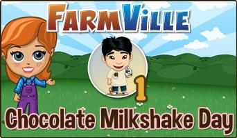 Chocolate Milkshake Day Quests
