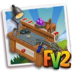 Farmville 2: Crystal Geode Workbench