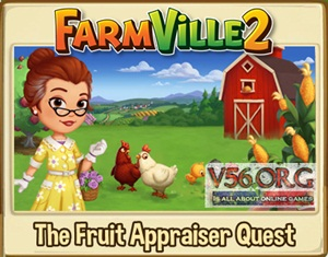 The Fruit Appraiser Quest