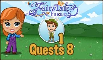 Fairy Tale Fields Chapter 8