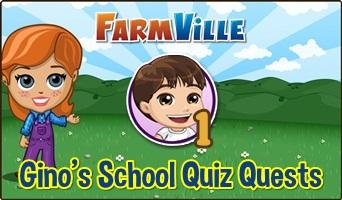 Gino's School Quiz