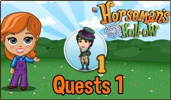 Horseman Hollow Quests 1