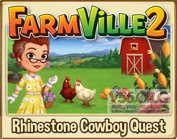 Rhinestone Cowboy Quest