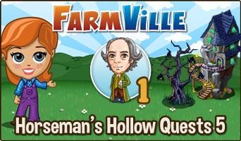 Horsemans Hollow Quests 5