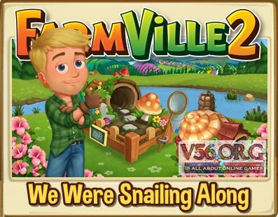 Farmville 2 We Were Snailing Along