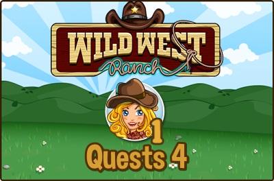 Wild West Quests 4