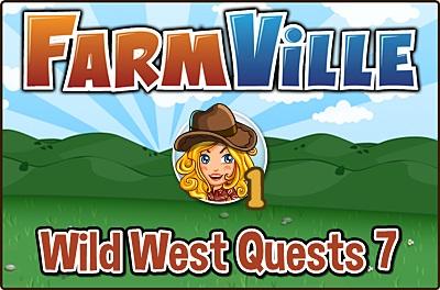 Wild West Ranch Ch 7