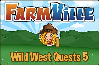 Wild West Ranch Quests 5