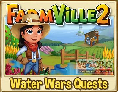 FV2 Water Wars Quest