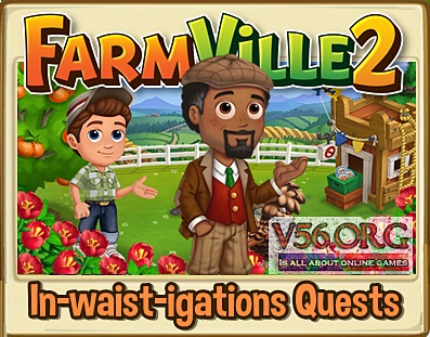 Farmville 2 In-waist-igations Quests