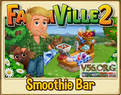 Smoothie Bar Preview