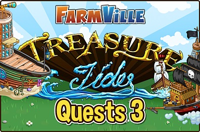 Treasure Tides Quest 3