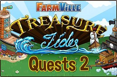 Treasure Tides Quests 2