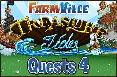 Treasure Tides Quests 4